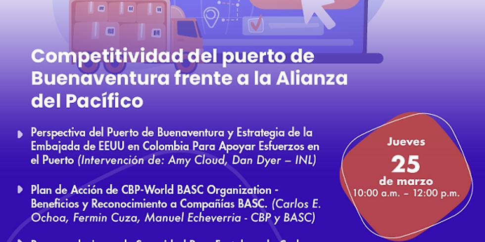 Competitividad del puerto de Buenaventura frente a la Alianza del Pacífico