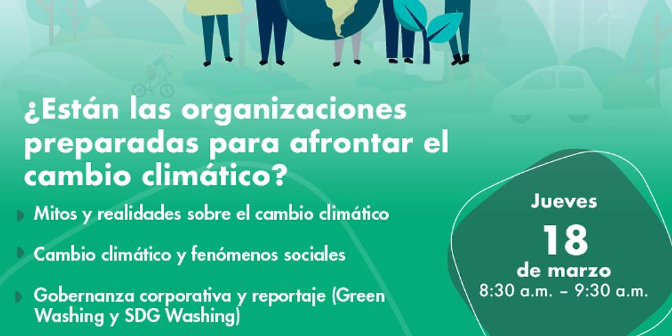 ¿Están las organizaciones preparadas para enfrentar el cambio climático?