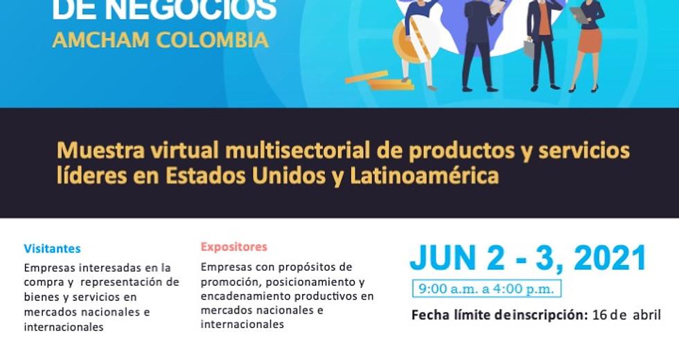 Feria Virtual Internacional AmCham