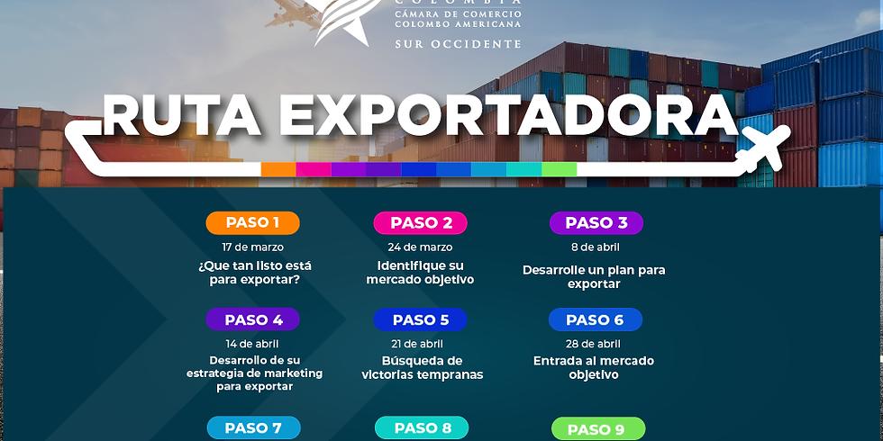 Ruta Exportadora