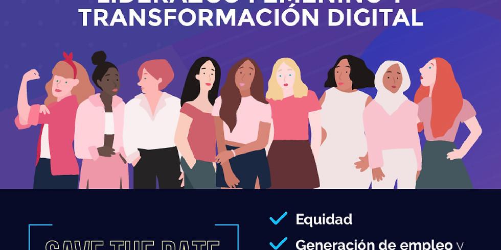 Liderazgo femenino y transformación digital