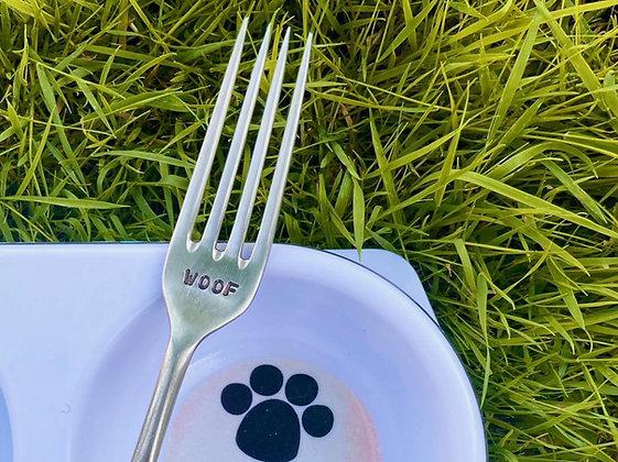 Dog Food Fork