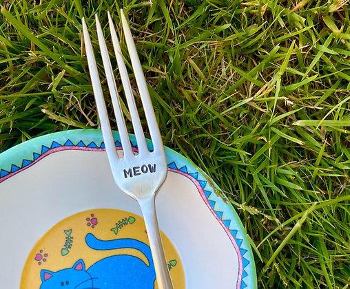 Cat Food Fork