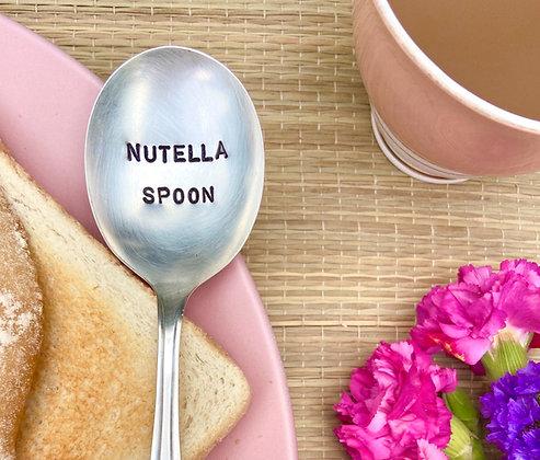 Nutella Spoon