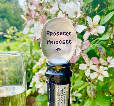 Prosecco Princess Spoon