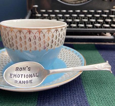 Ron's Emotional Range Teaspoon