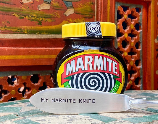 My Marmite Knife