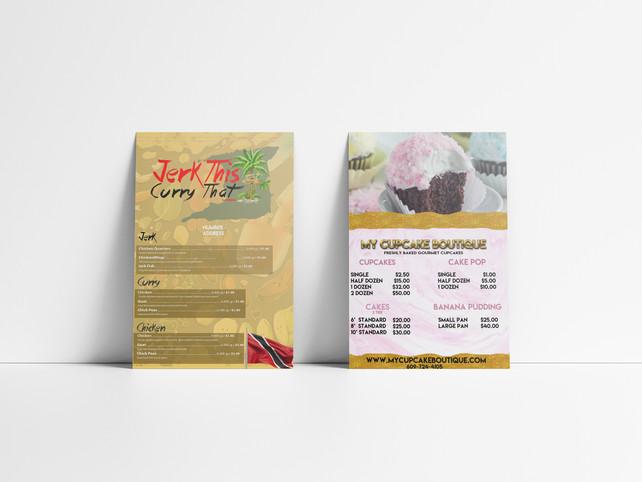 Print Material Design