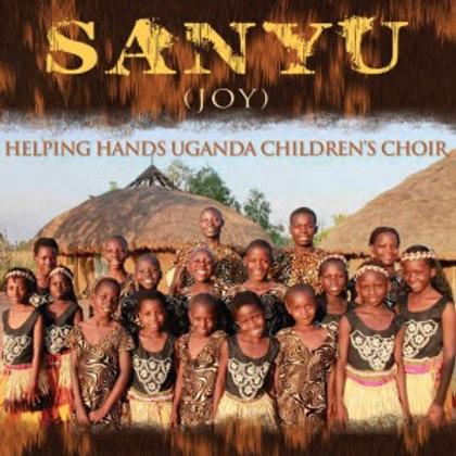2014 Mujiza Tour CD – Sanyu