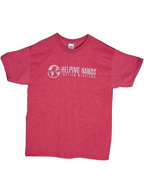 Basic Logo T-Shirt, Cardinal Red