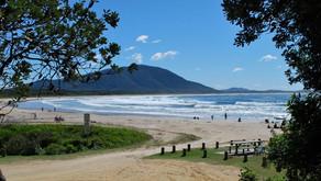 Algunos de los mejores spots para acampar en la playa en NSW