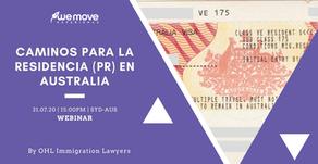 ¿Estás buscando algún camino para quedarte en Australia y no estás seguro por dónde empezar?
