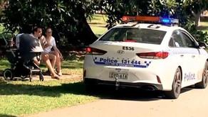 Policía de NSW aplica medidas preventivas en Sydney tras nuevas leyes sobre virus
