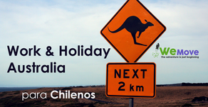 WORK AND HOLIDAY SUBCLASS 462 - CHILE