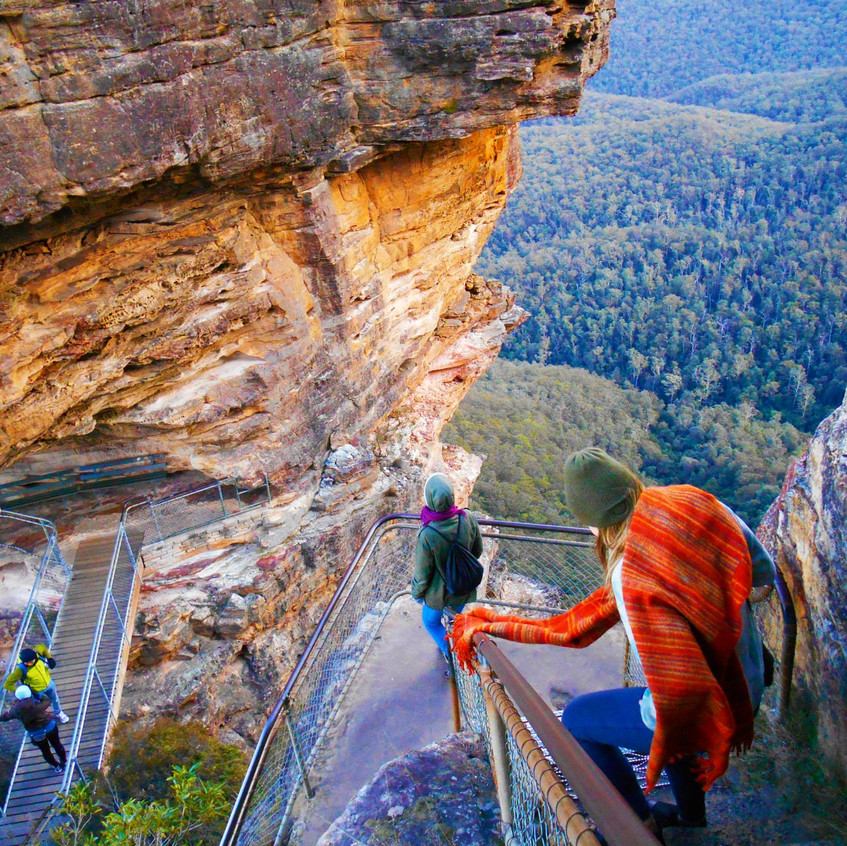 Blue Mountains - We Move Experience