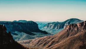 Paseo Julio 2018 Blue Mountains