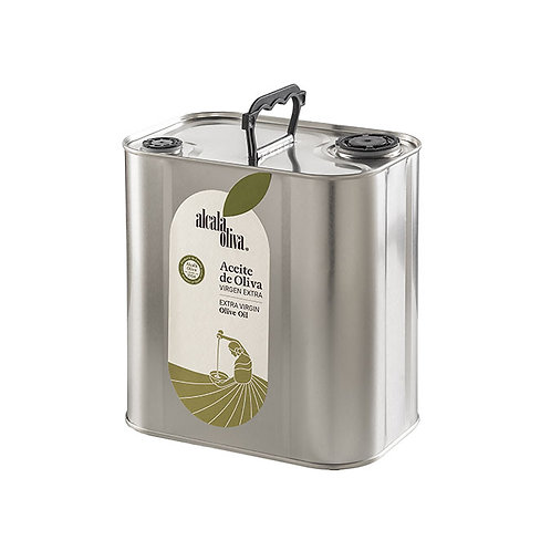 Huile d'Olive Extra Vierge - 2.5 l