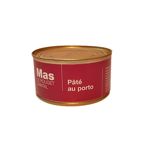 Pâté de porc au Porto 200 g