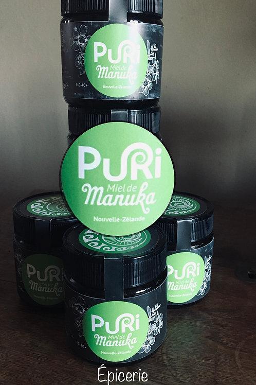 Miel de Manuka - 40 + - pot 240 g