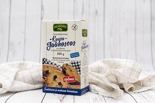 Mix de farine d'avoine sans gluten