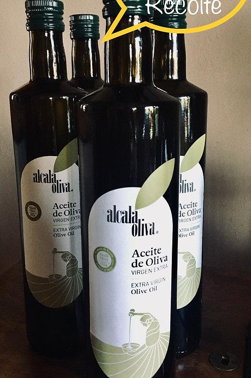 Huile d'olive vierge extra -  750 ml - Nouvelle récolte