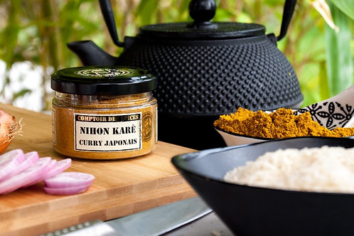 Curry « Japonais » – Nihon Karè