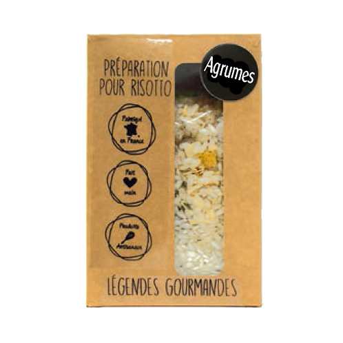 Risotto aux agrumes 310 g