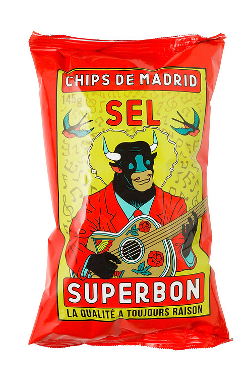 Chips de Madrid - Sel
