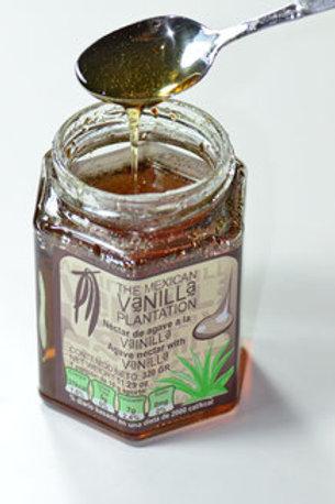 Sirop d'agave à la vanille  200 g