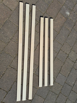 Replacement Cross Poles