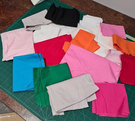 Fabric offcuts
