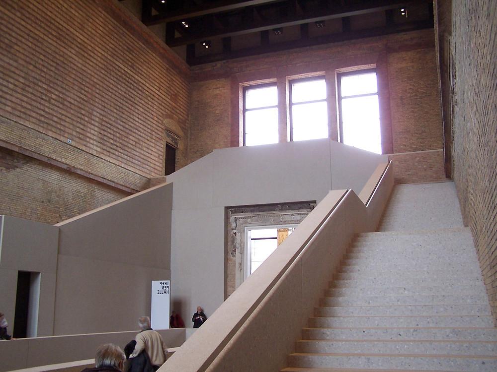 Im Neuen Museum auf der Museumsinsel