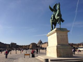 Versailles und Berlin