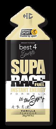 Best 4™ Sports Supa Race Fuel Gel
