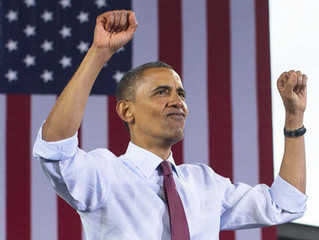 ObamAmerica-two weeks till opening night! Kickstarter goal achieved, plays in rehearsal, now we need