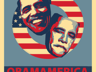 ObamAmerica- Two months to go! Thoughts from the Artistic Director of Over Here