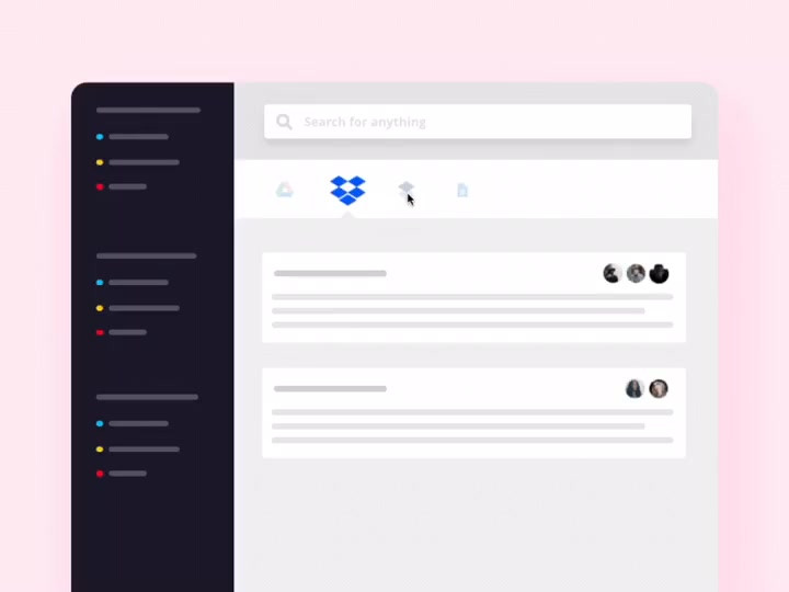 Collections of UI's