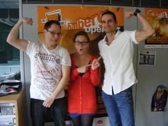 Besuch bei Unser Ding 2011.JPG