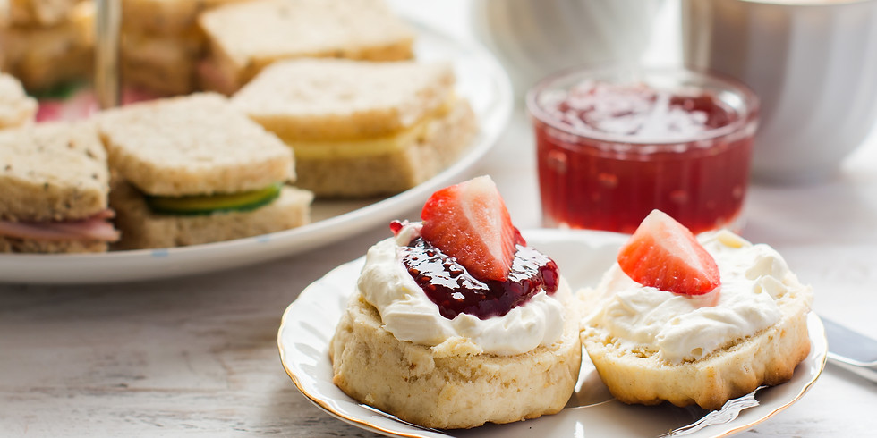 Afternoon Tea - Zing into Spring  *LADIES ONLY EVENT