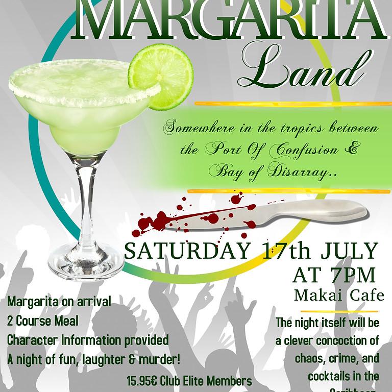 Murder In Margarita Land -  Ladies & Gentlemen
