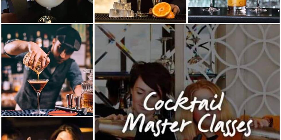 Cocktail Masterclass - Ladies & Gentlemen at Fairways.
