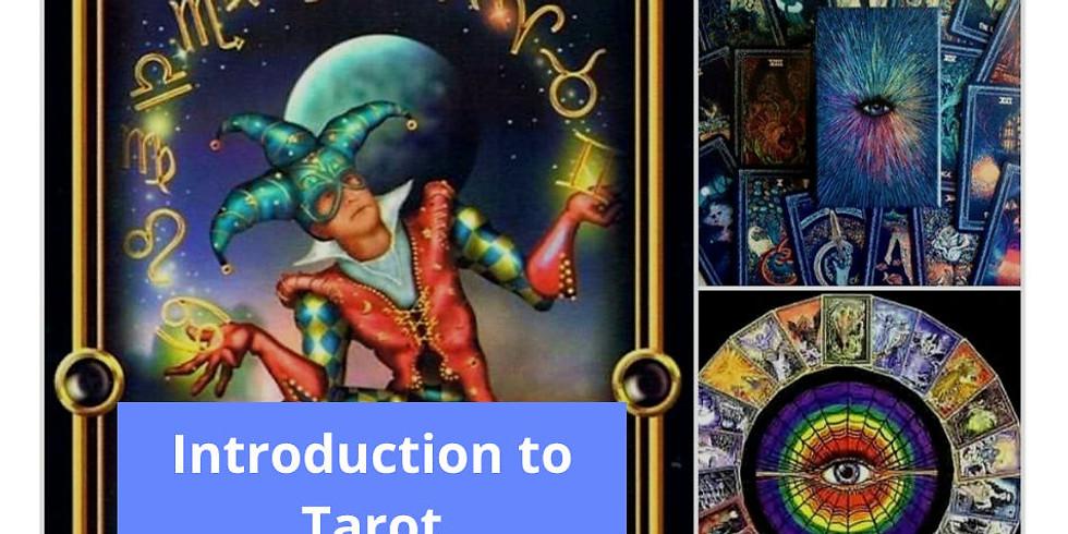 Introduction to Tarot Course-open to Ladies & Gentlemen