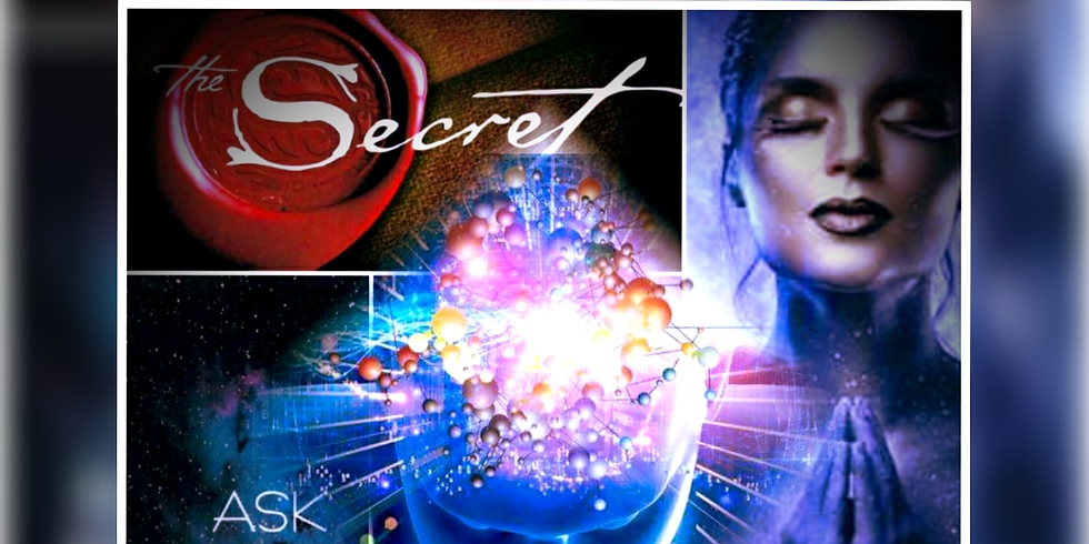 The Secret- The Law of Attraction