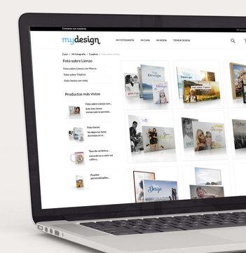 Webdesign - MyDesign