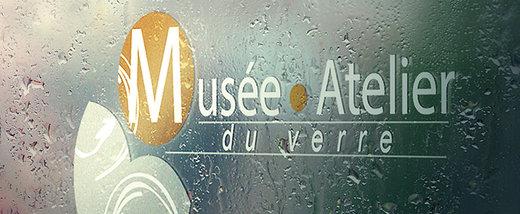 Logo - Musée du Verre