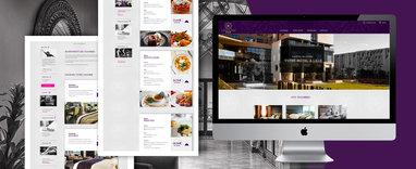 WebDesign - Hôtel du Nord