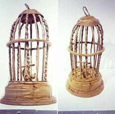 Bird Caged, 2016