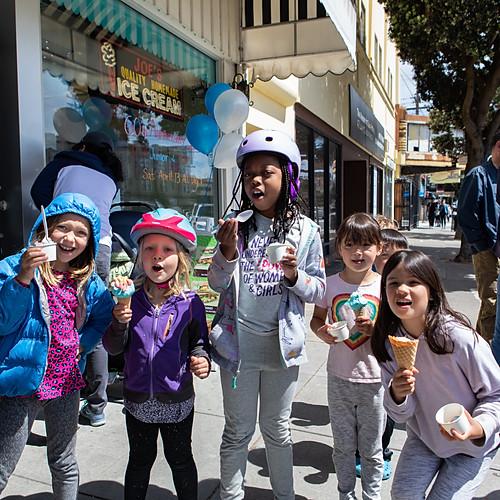 Joe's Ice Cream 60th Anniversary