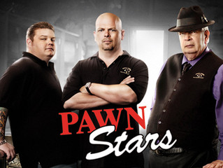 "Jeff ""Big Daddy"" Wayne to Appear on Pawn Stars Nov. 13"