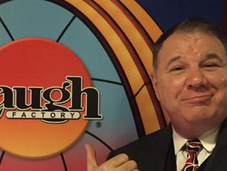 Big Daddy at Laugh Factory...Tropicana, Las Vegas,  Jan. 22 - Jan.27